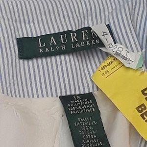 Ralph Lauren Other - Ralph Lauren Seersucker bundle